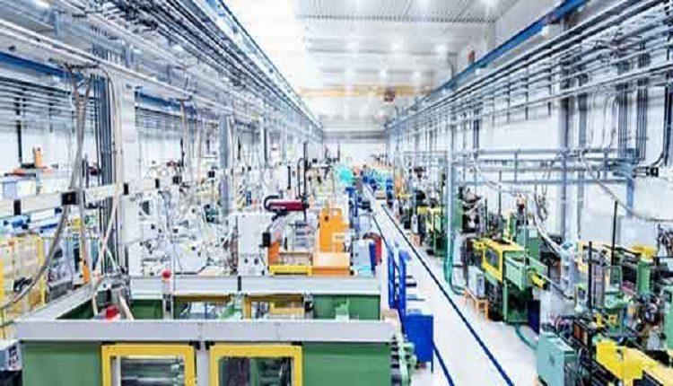 تولید ماشین آلات صنعتی